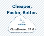 New Hosted CRM option from Tall Emu