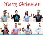 Merry Christmas from the Tall Emu Team!